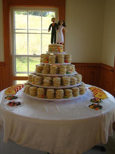 Handmade Detroit Diy Wedding Cake Topper