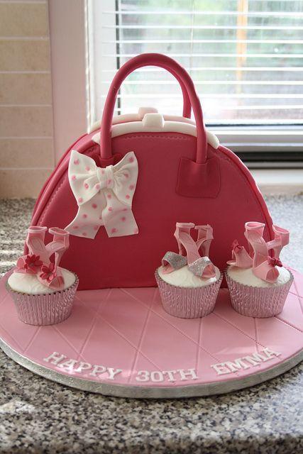 Purse Birthday Cakes