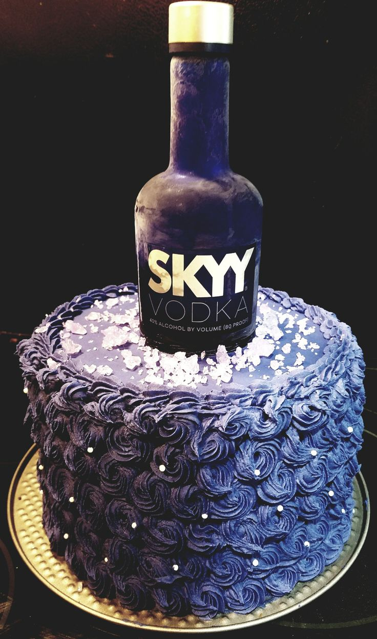 Liquor Bottle Cake Decorations Stunning 1000 Ideas About Viewinvite Co