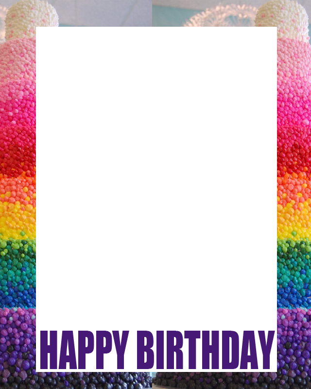 Magnificent Hd Birthday Frames Component - Custom Picture Frame ...