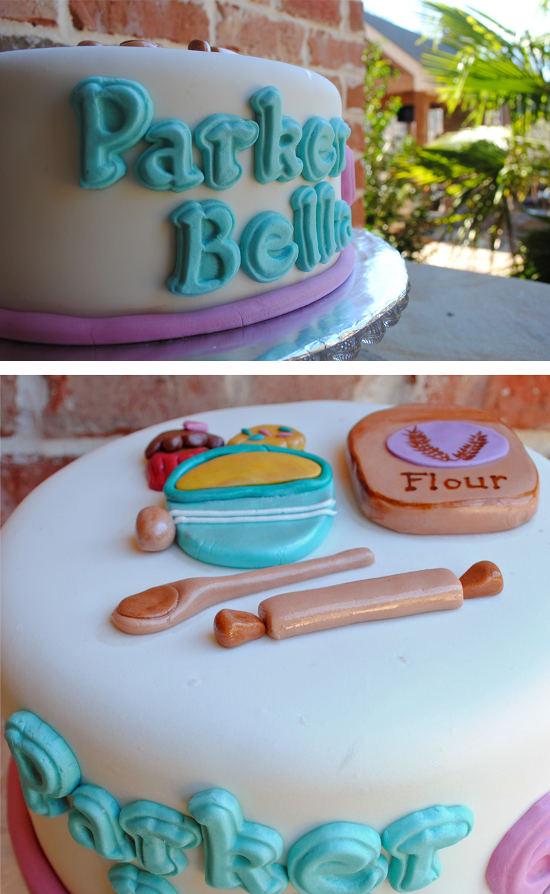 Bake Birthday Cakes