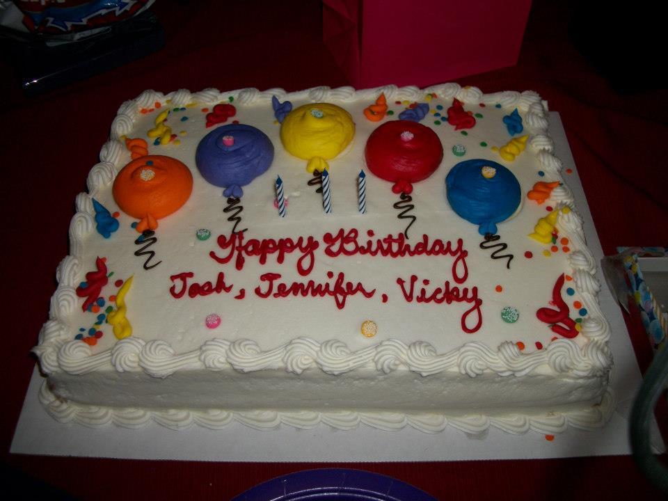 Vicky Birthday Cakes