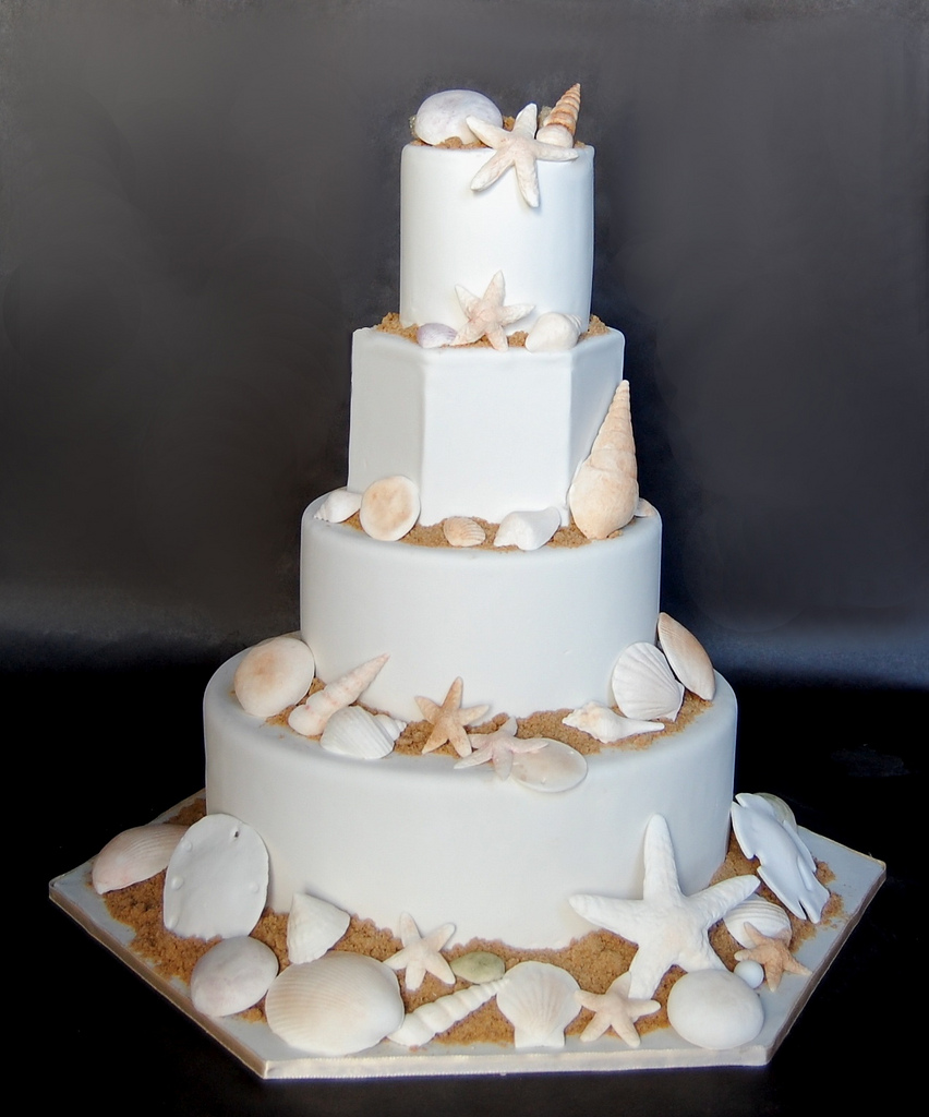 Mock Wedding Cakes