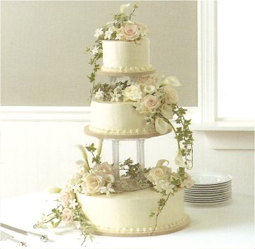 Decorate Wedding Cakes