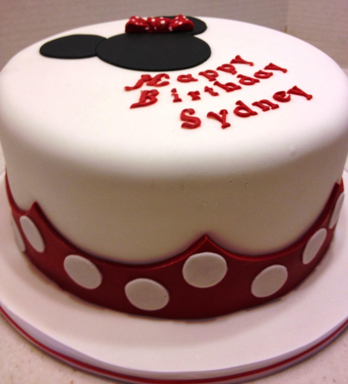 Sydney Birthday Cakes