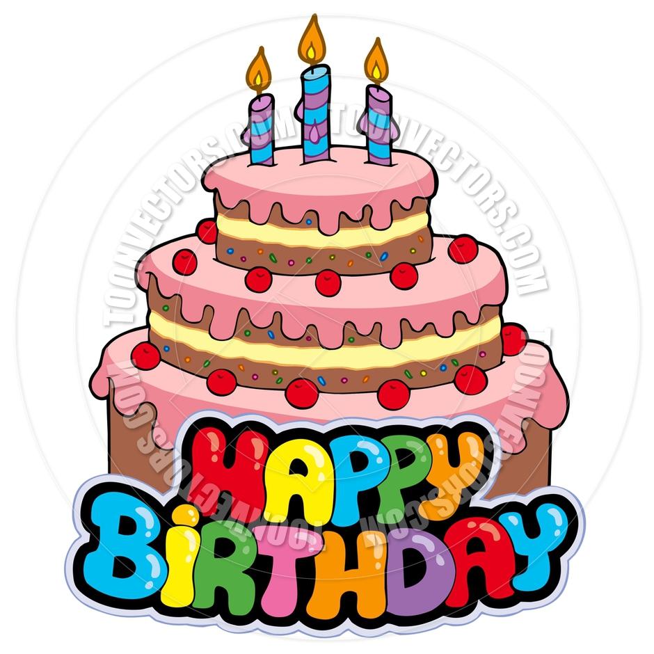 Cartoons Birthday Cakes