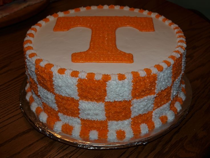 Tennessee Birthday Cakes