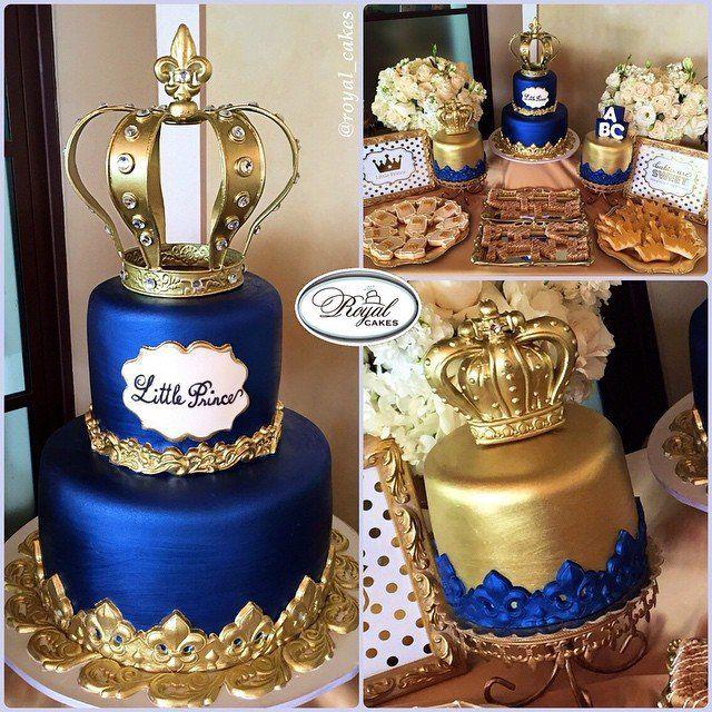 Prince Birthday Cakes