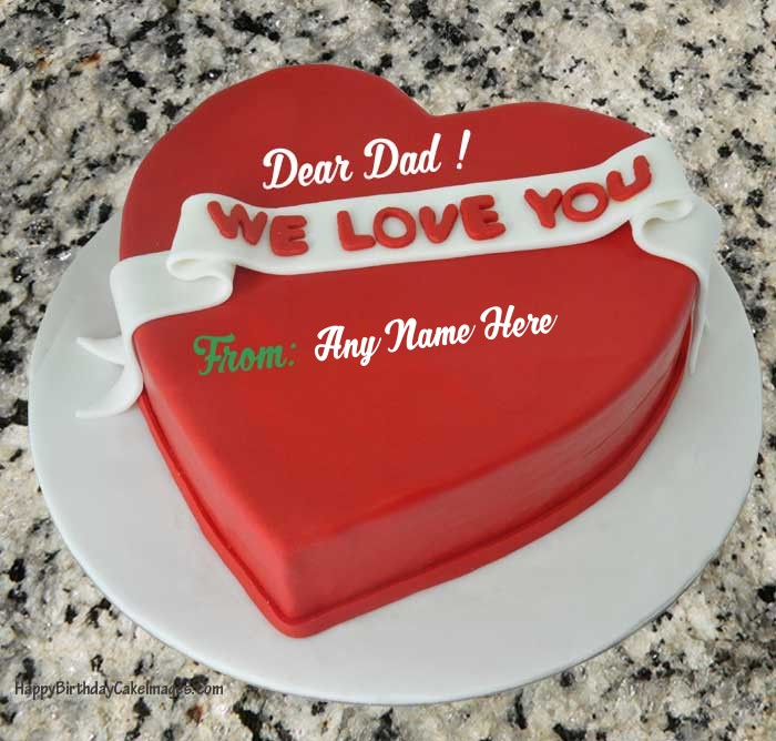 Father Birthday Cakes