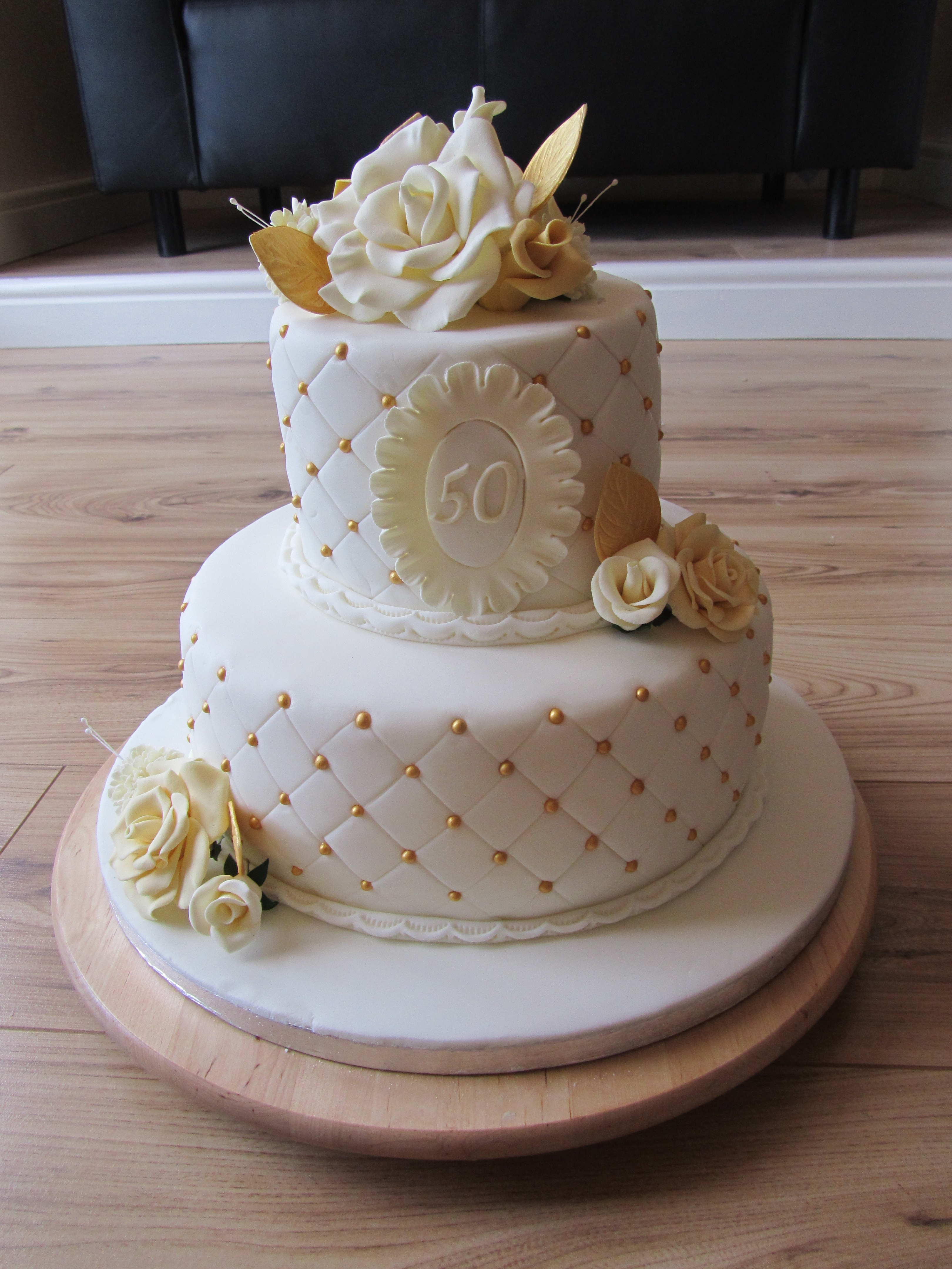Ladies 50th Birthday Cake P Y Ideas