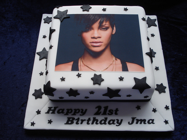 Rihanna Birthday Cake Lyrics Lyricsfreak