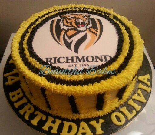 Richmond Birthday Cakes