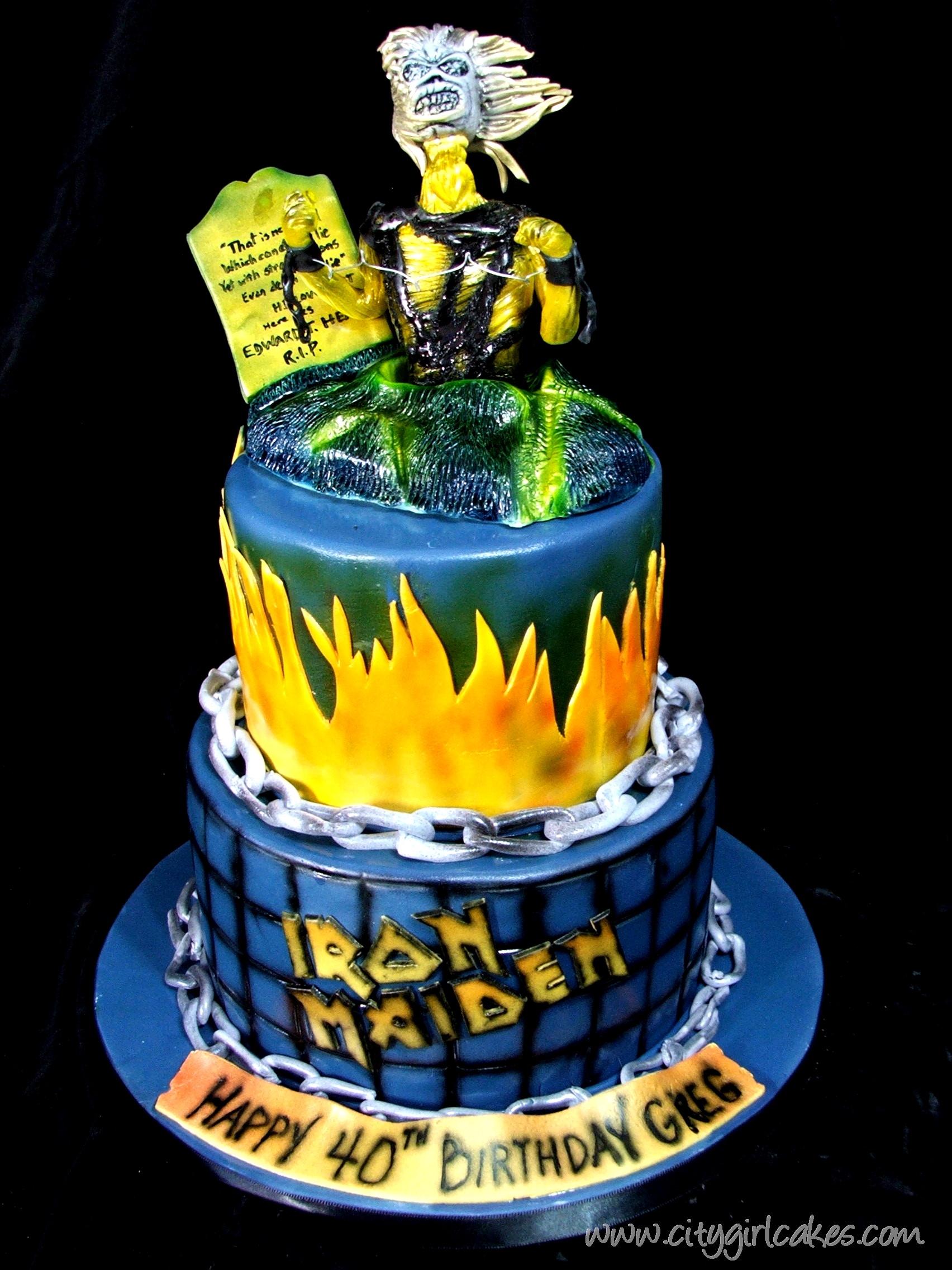 Eddie Birthday Cakes