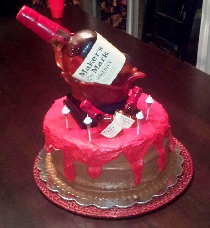 Mark Birthday Cakes