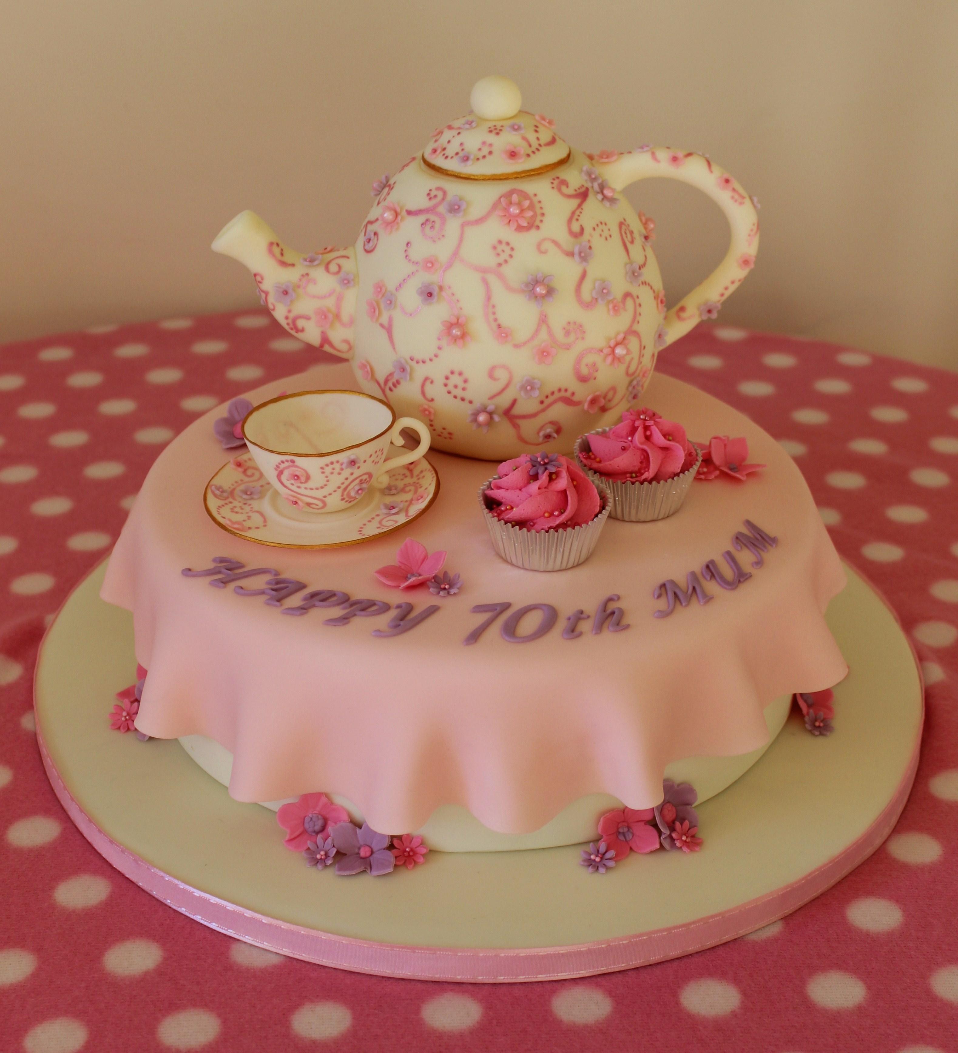 70th Birthday Cake Ideas Female Driveeapusedmotorhomefo