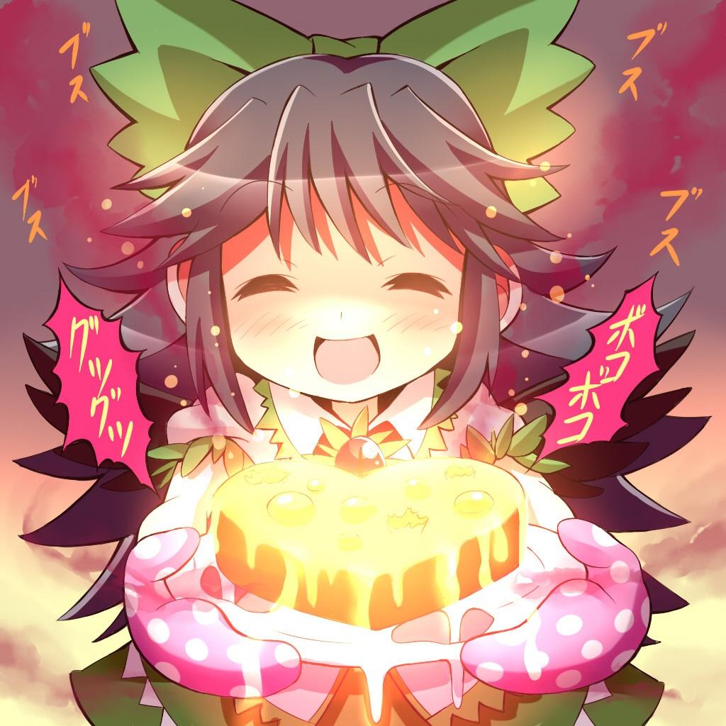 Chibi Birthday Cakes