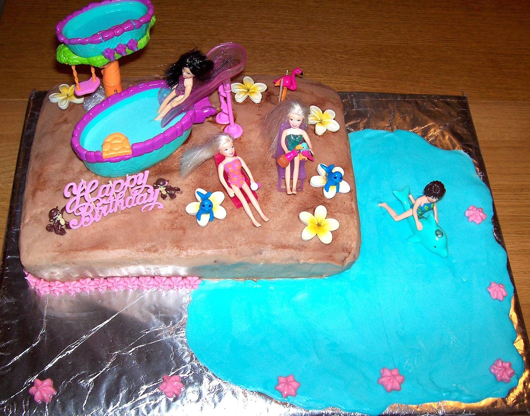 Party Birthday Cakes