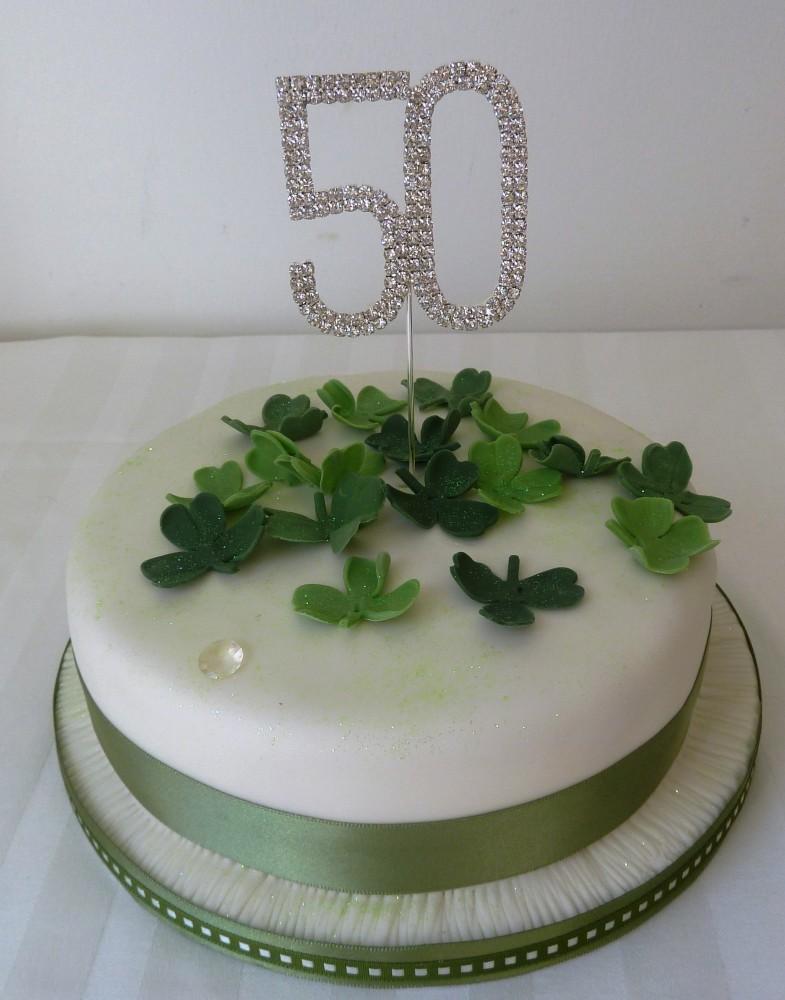 Magnificent Irish Birthday Cakes Designs The Cake Boutique Personalised Birthday Cards Veneteletsinfo