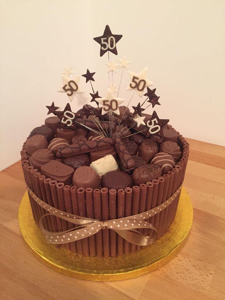 Toffee Birthday Cakes