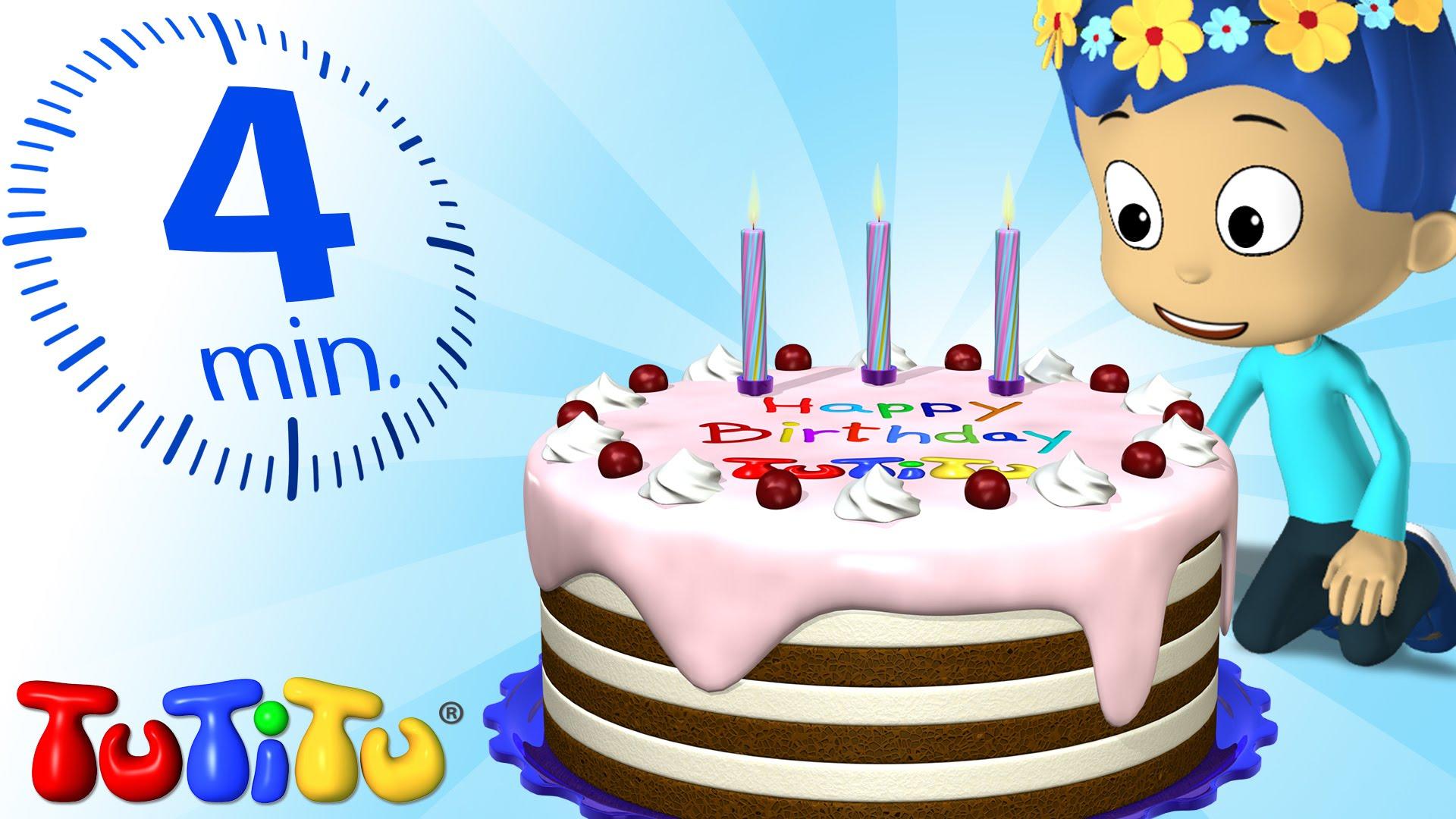 Tutitu Birthday Cakes