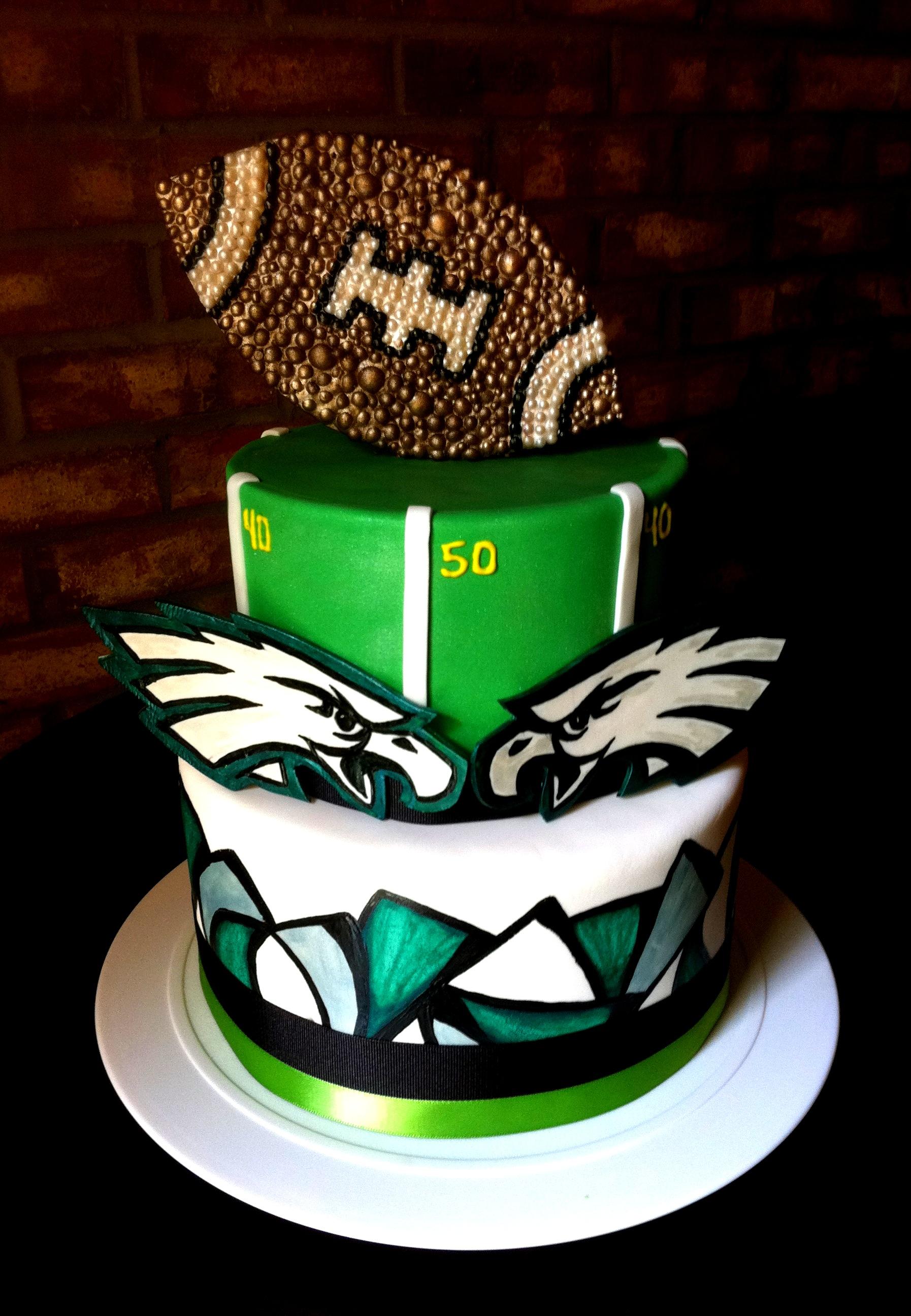 Eagles Birthday Cakes