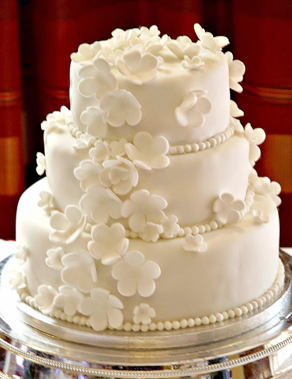 Tesco Wedding Cake