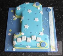 One Birthday Cakes