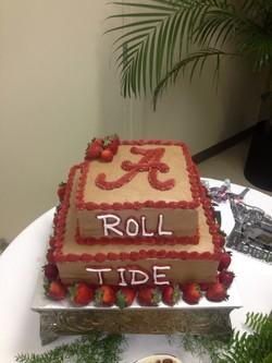 Alabama Wedding Cakes